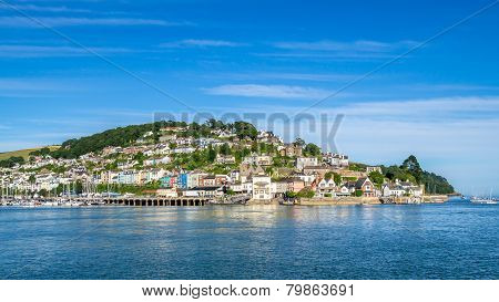 Kingswear On The Dart Estuary