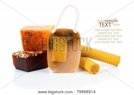 Honey Handmade Soap
