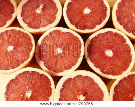 köstliche grapefruits