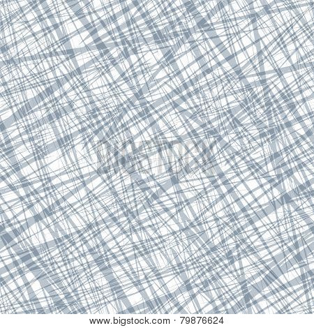 Seamless pattern with random cross lines texture