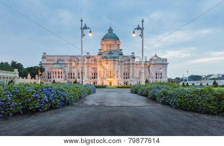 Dusit Palace, Ananda Samakhom Throne Hall