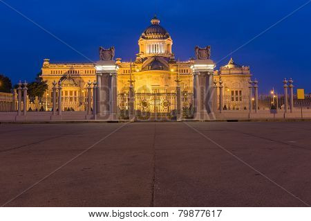 The Ananta Samakhom Throne Hall Museum