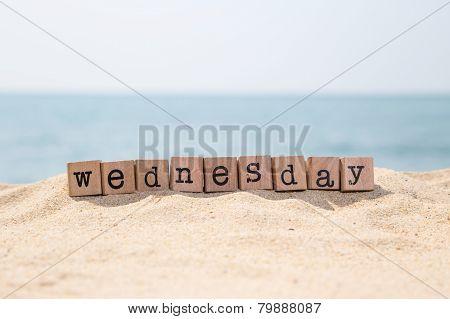 Wednesday Word On Seaside