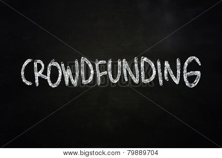 Crowdfunding Concept