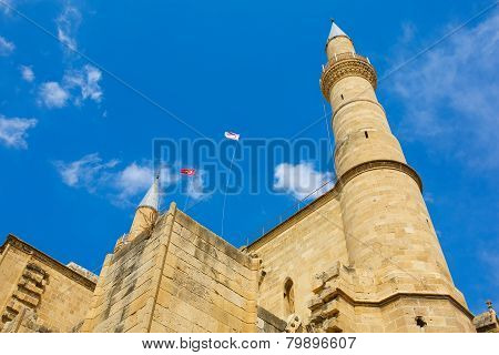 Selimiye Mosque in Nicosia