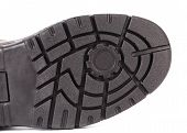 pic of sole  - Black shoe sole - JPG
