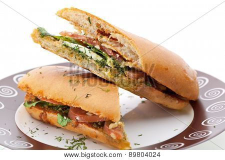 Panini - Traditional Italian Sandwich
