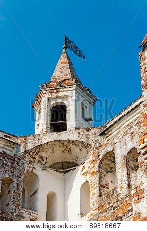 vologda kremlin turret