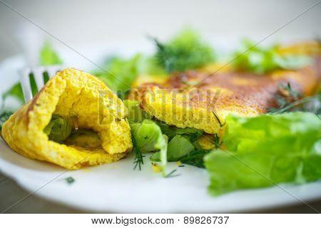Roasted Omelet