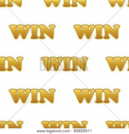 Word WIN pattern