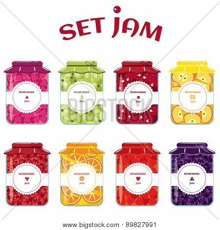 Set of summer jams