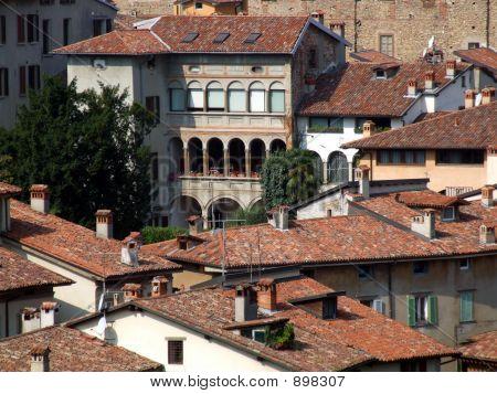 Mediterranean Historic Town Centre