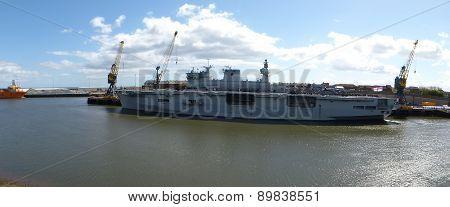 Warship