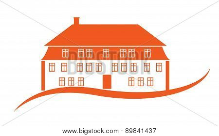 House With Chimney