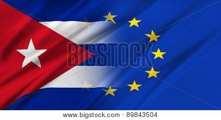 European Union And Cuba.