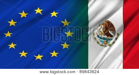 European Union And Mexico.