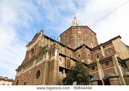 Cathedral, Pavia, Italy