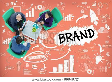 Brand Commercial Marketing Product Branding Planning Concept