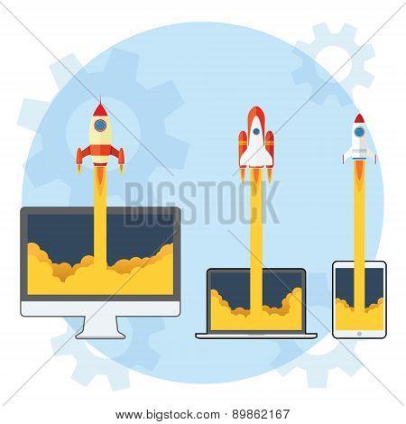 Rocket Launch