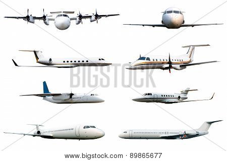 Collection Of Airplane