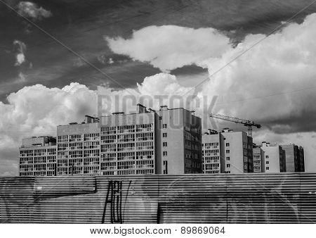 Modern Housing Apartments