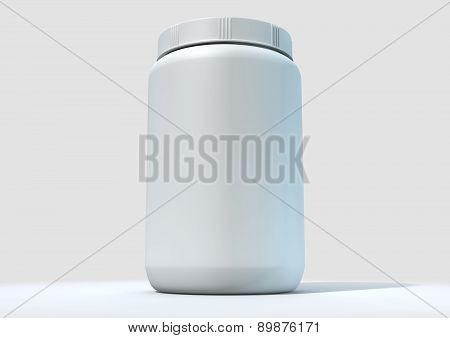 Generic White Container