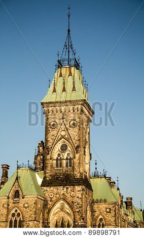 parliament buildings ottawa