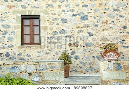 Monemvasia,greece, Architectural Detail