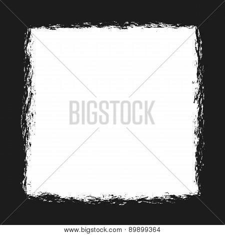 Vector Grungy Frame
