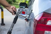 foto of fuel economy  - Alternative refuel fuel CNGLPG NGV in your vehicle - JPG