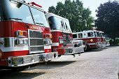 image of fire truck  - fire trucks - JPG