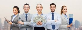 picture of money  - business - JPG