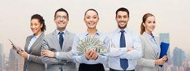 stock photo of latin people  - business - JPG