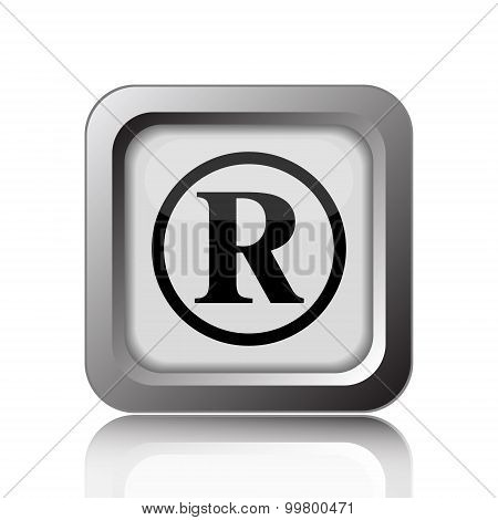 Registered Mark Icon