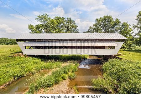 Hannaway Covered Bridge
