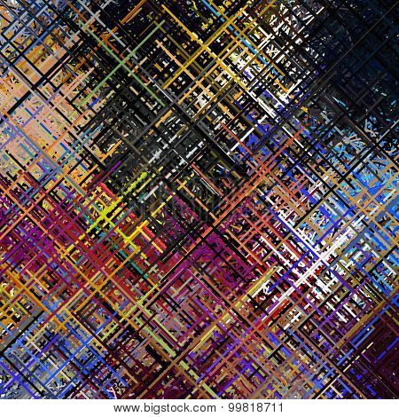 Diagonal Lines Art Abstract Created by me entirely from my own images