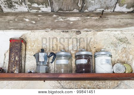 Old Kitchen Objects