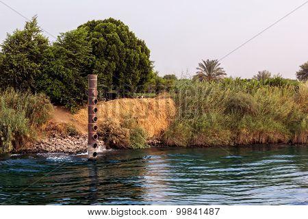 Nile Landscape Caws