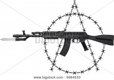 Weapon of anarchy