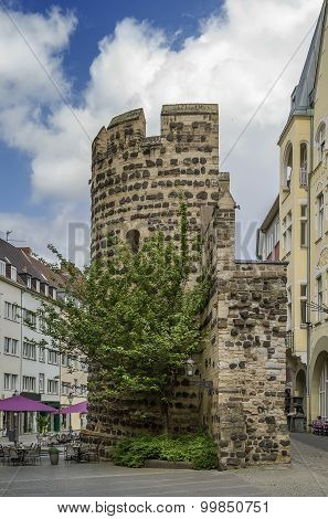 Sterntor Tower, Bonn, Germany
