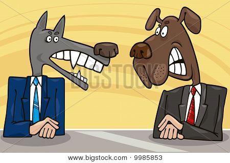 Debate políticos