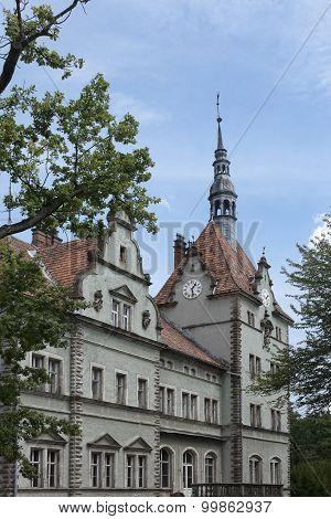 Castle Of Schonborn