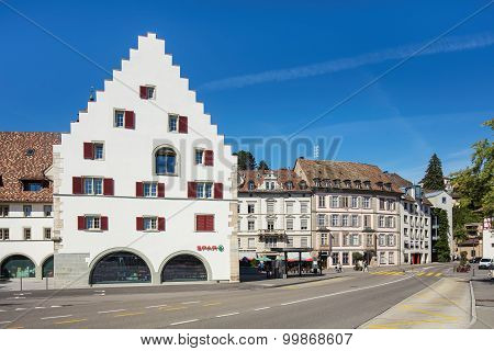 Schaffhausen Cityscape