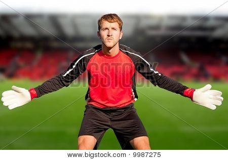 Football Goalkeeper