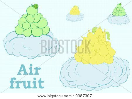 Air fruit