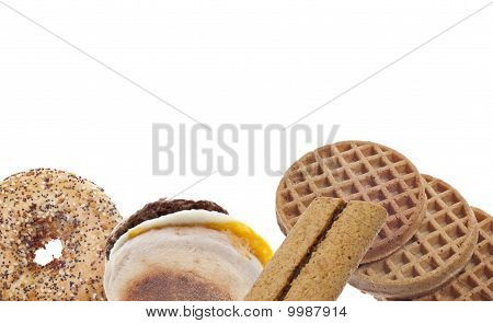 Breakfast Border Image