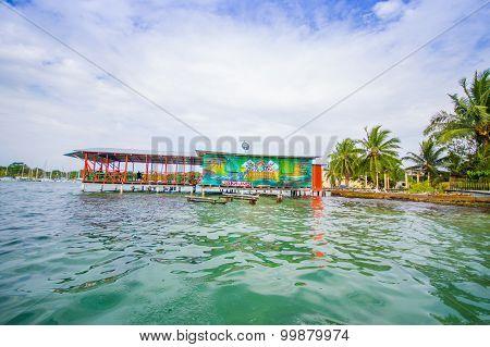 Caribbean House Water
