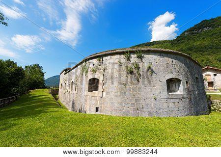Fort Larino - First World War