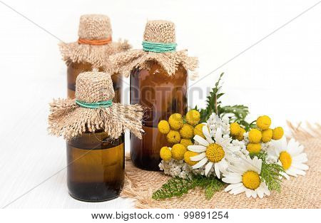The Infusion Of Medicinal Herbs