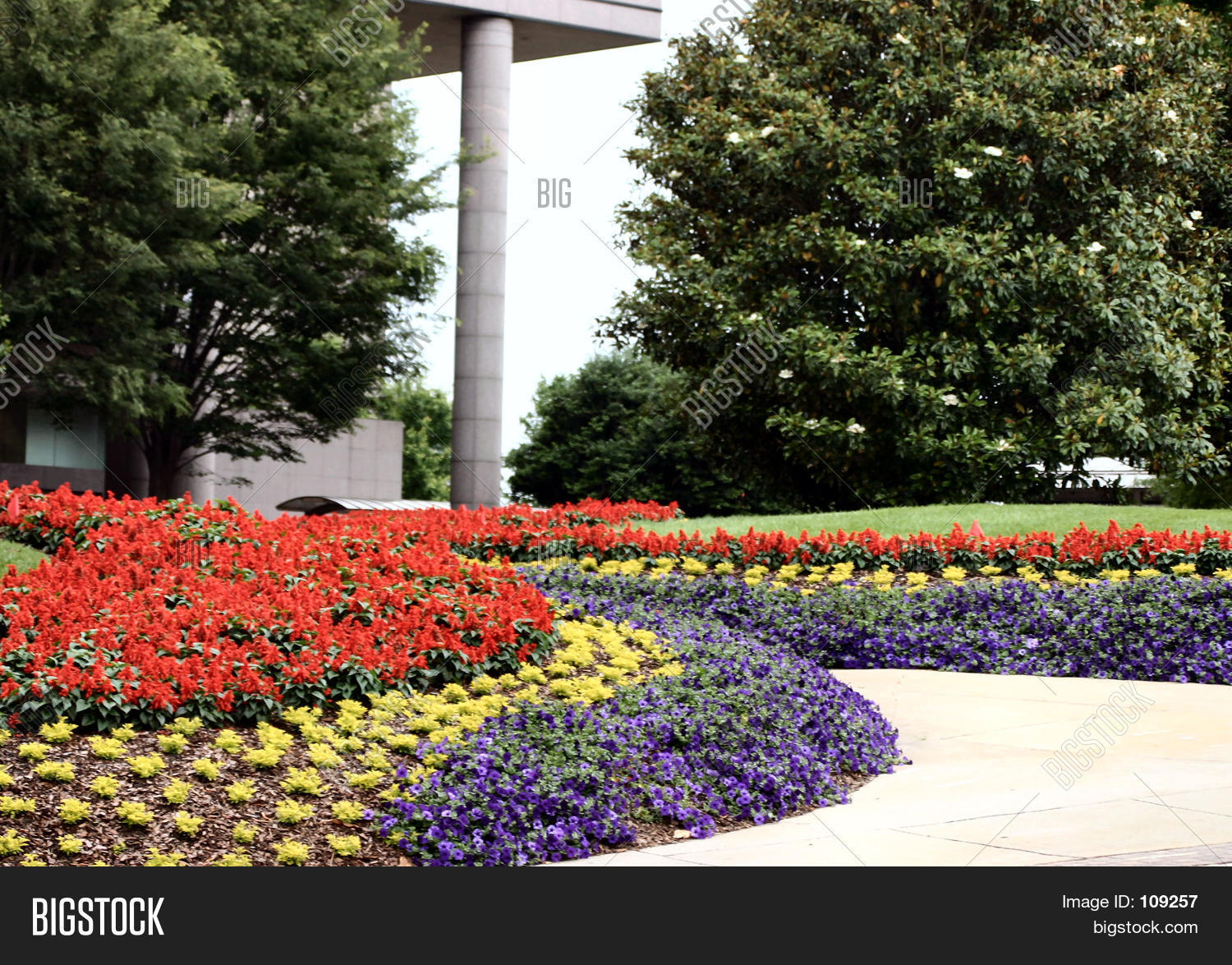 Professional landscaping image photo bigstock for Professional landscaping